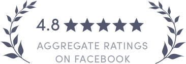 4.8 Ratings on Facebook