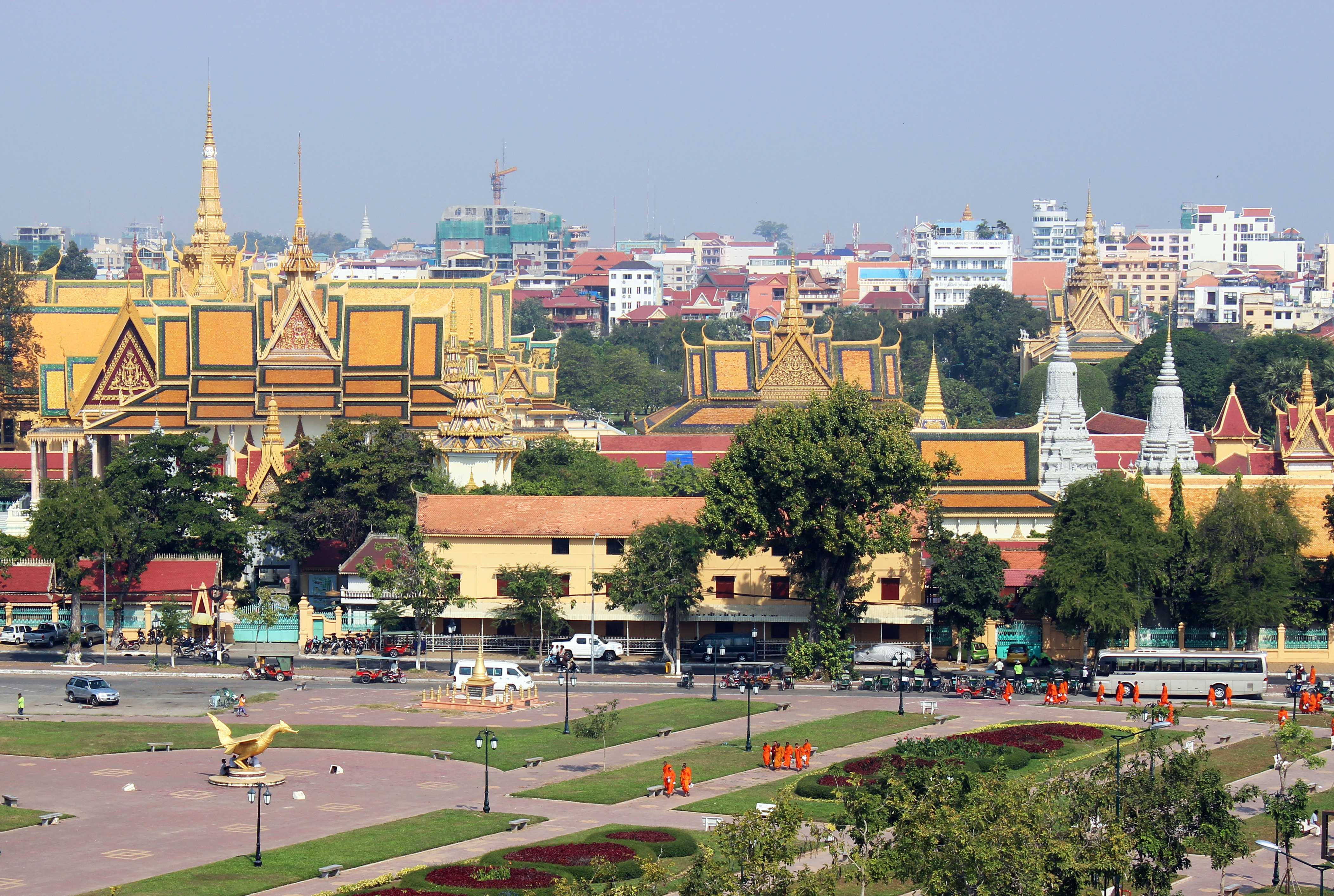 Cambodia Tour Package (With Airfare) | Cambodia Holiday