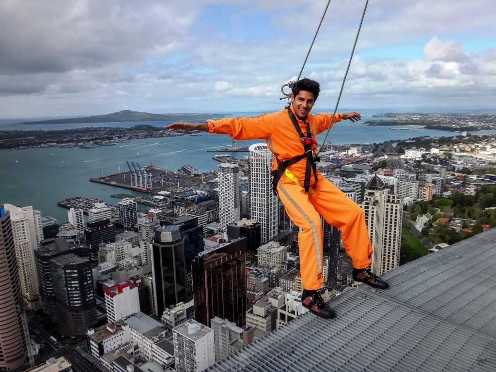 New Zealand is a great place for adventure buffs.
